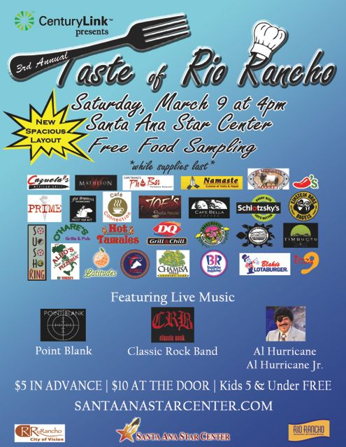 Best Food In Rio Rancho