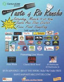 Joes Pasta House at Taste of Rio Rancho 20131